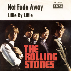 The Rolling Stones : Not Fade Away - Germany 1964