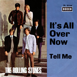 The Rolling Stones : It's All Over Now - Germany 1967