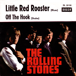 The Rolling Stones : Little Red Rooster - Germany 1964