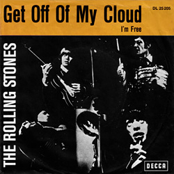 The Rolling Stones : Get Off Of My Cloud - Germany 1965