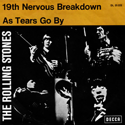 The Rolling Stones : 19th Nervous Breakdown - Germany 1965