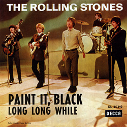 The Rolling Stones : Paint It, Black - Germany 1966