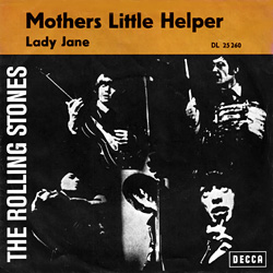 The Rolling Stones : Mother's Little Helper - Germany 1966