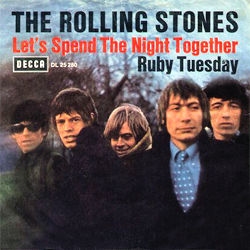 The Rolling Stones : Let's Spend The Night Together - Germany 1966