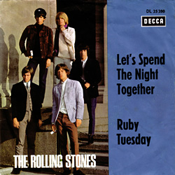 The Rolling Stones : Let's Spend The Night Together - Germany 1967