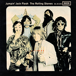 The Rolling Stones : Jumpin' Jack Flash - Germany 1968