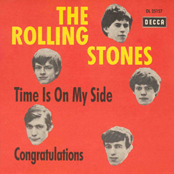 The Rolling Stones : Time Is On My Side - Germany 1964