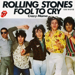 The Rolling Stones : Fool To Cry - Germany 1976