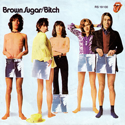 The Rolling Stones : Brown Sugar - Austria 1971