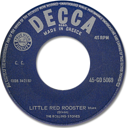 The Rolling Stones : Little Red Rooster - Greece 1964
