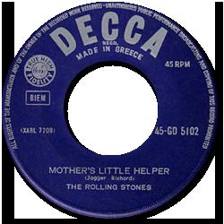 The Rolling Stones : Mother's Little Helper - Greece 1966