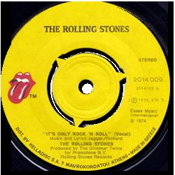 The Rolling Stones : It's Only Rock'n'Roll - Greece 1974