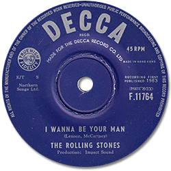 The Rolling Stones : I Wanna Be Your Man - Hong Kong 1964