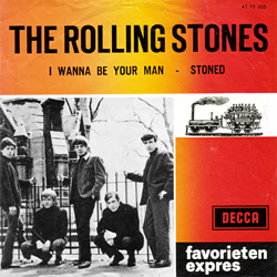 The Rolling Stones : I Wanna Be Your Man - Holland 1964