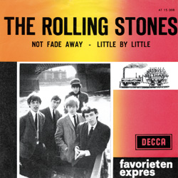 The Rolling Stones : Not Fade Away - Holland 1964