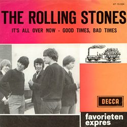 The Rolling Stones : It's All Over Now - Holland 1964