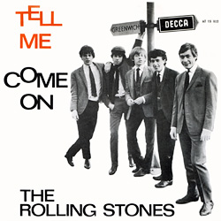 The Rolling Stones : Tell Me - Holland 1964