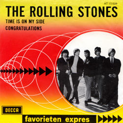 The Rolling Stones : Time Is On My Side - Holland 1964