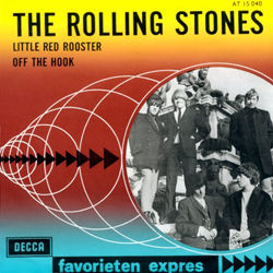 The Rolling Stones : Little Red Rooster - Holland 1965