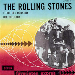 The Rolling Stones : Little Red Rooster - Holland / UK 1964