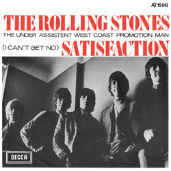 The Rolling Stones : Satisfaction - Holland / UK 1965