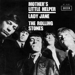 The Rolling Stones : Mother's Little Helper - Holland 1966