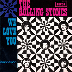 The Rolling Stones : We Love You - Holland 1967