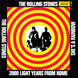The Rolling Stones : 2000 Light Years From Home - Holland 1967