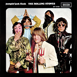 The Rolling Stones : Jumpin' Jack Flash - Holland 1968