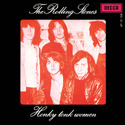 The Rolling Stones : Honky Tonk Women - Holland 1969