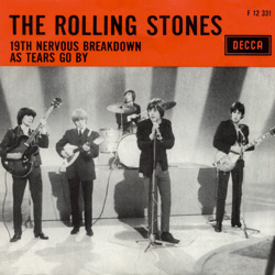 The Rolling Stones : 19th Nervous Breakdown - Holland 1966