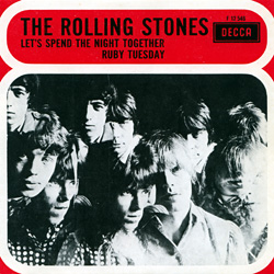 The Rolling Stones : Let's Spend The Night Together - Holland 1966