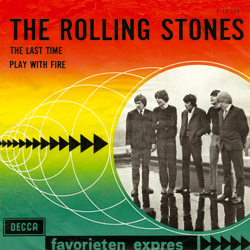 The Rolling Stones : The Last Time - Holland 1965