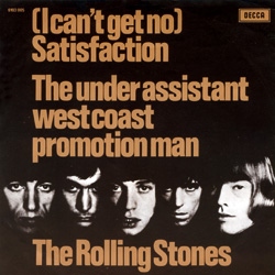 The Rolling Stones : Satisfaction - Holland 1970