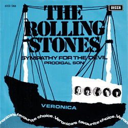 The Rolling Stones : Sympathy For The Devil - Holland 1973
