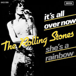 The Rolling Stones : It's All Over Now - Holland 1976