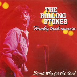 The Rolling Stones : Honky Tonk Women - Holland 1987