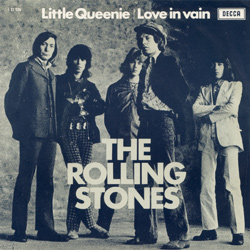 The Rolling Stones : Little Queenie - Holland 1971