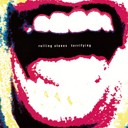 The Rolling Stones : Terrifying - Holland 1989