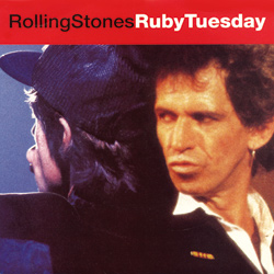 The Rolling Stones : Ruby Tuesday - Holland 1991