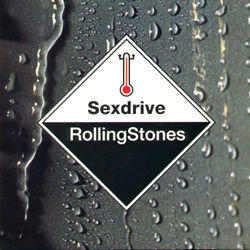 The Rolling Stones : Sex Drive - Holland 1991