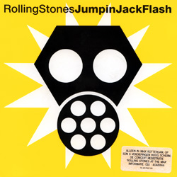 The Rolling Stones : Jumpin' Jack Flash (live) - Holland 1991