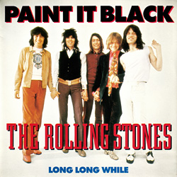 The Rolling Stones : Paint It, Black - Holland 1990