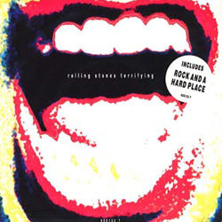 The Rolling Stones : Terrifying - Holland 1990