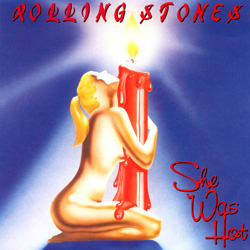 The Rolling Stones : She Was Hot - UK 1983