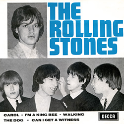 The Rolling Stones : Carol - Holland 1964