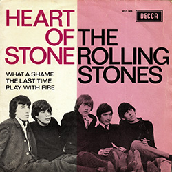 The Rolling Stones : Heart Of Stone - Holland 1965