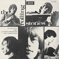 The Rolling Stones : As Tears Go By - Holland 1966