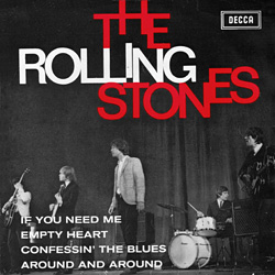 The Rolling Stones : The Rolling Stones - Holland 1964