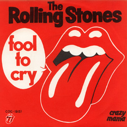 The Rolling Stones : Fool To Cry - Holland 1976
